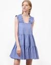 Ruffled Tier Dress