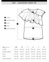 Asymmetric Drape Top