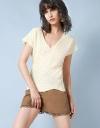 Textural Knit Top