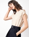 Layer Sleeve Top