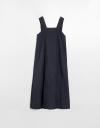 Topstitch Tank Maxi Dress