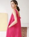 Patch Pocket Maxi Dress