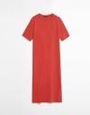 Short Sleeve Relaxed Maxi Dress