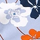 Blue Florals(A09124)