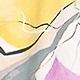 Yellow Art Print(A09465)