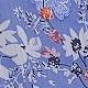 Blue Floral(A09815)